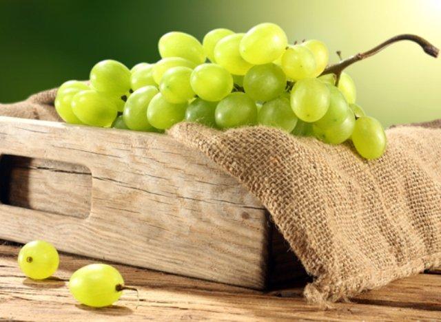 Хранение винограда в ящиках фото