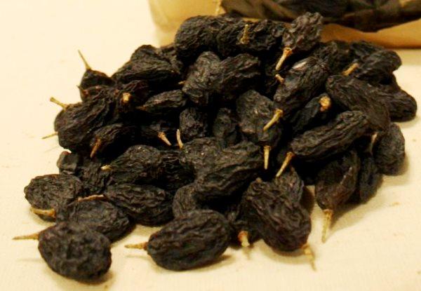 кишмиш сушеный черный виноград