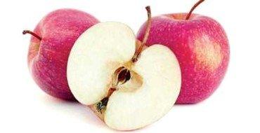Плоды яблони сорта Спартан