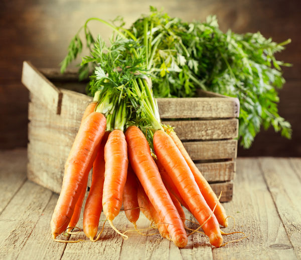 Морковь Балеро на фото