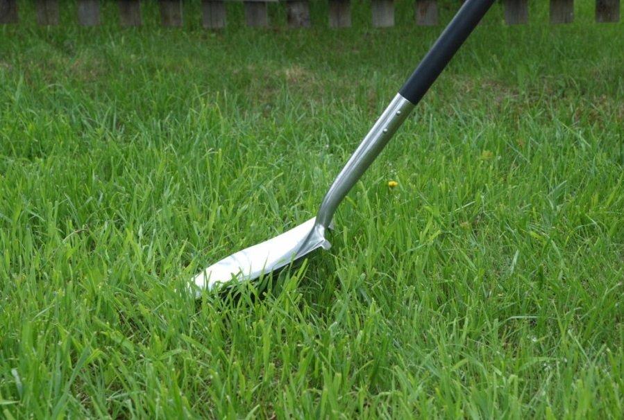 Где используется штыковая лопата