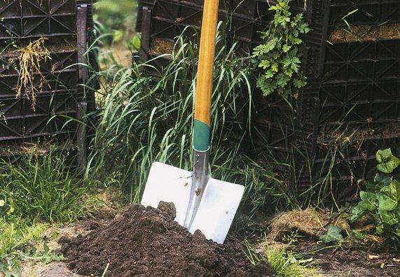 Как использовать лопату по назначению