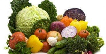 Овощи и фруткы, которые не испортили вредители