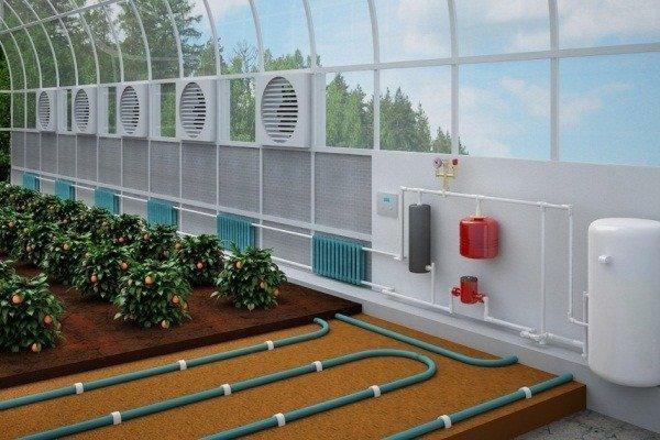 Как сделать современное отопление