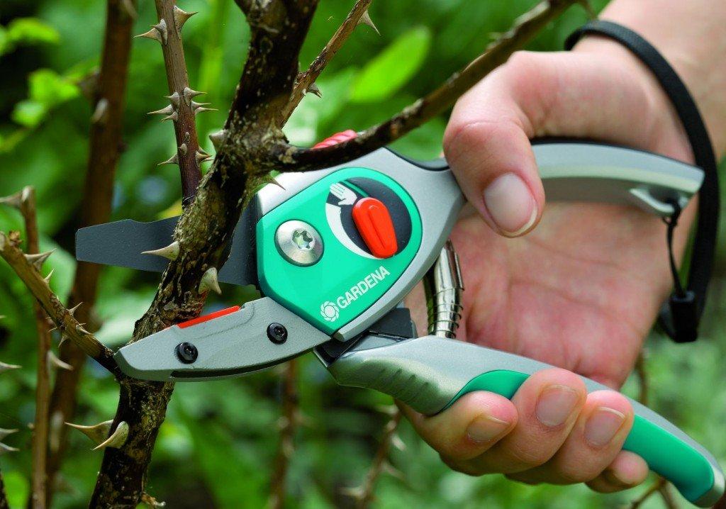 Качественный садовый инструмент марки Gardena