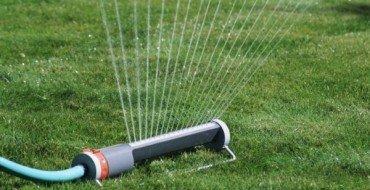Оборудование для полива огорода