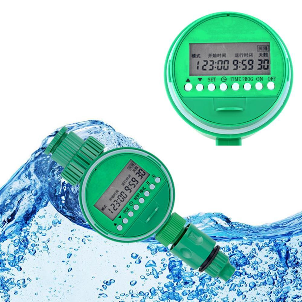 Автоматический электронный контроллер для полива сада