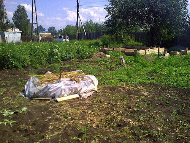 Как происходит ускорение компоста