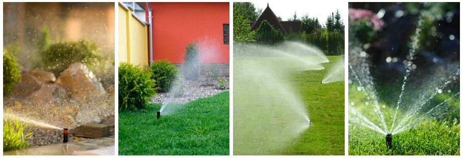 Автоматические системы полива огорода и сада
