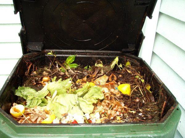 Проще всего - добавить очистки в компост