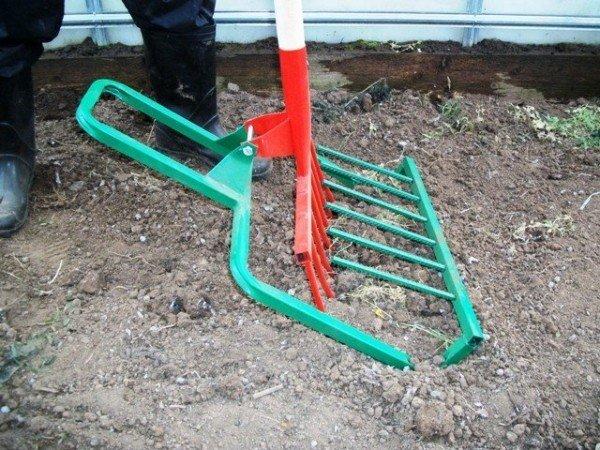 Еще один вид вил-лопаты