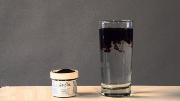 Как средство растворяется в воде