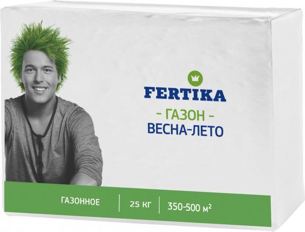 Существует специальная подкормка Фертика