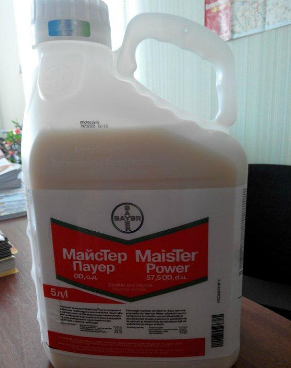 Универсальный послевсходовый гербицид МайсТер Пауэр