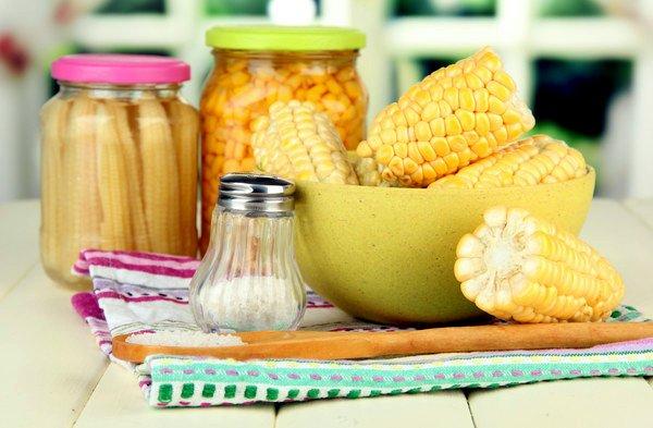 Способы приготовления пищевой кукурузы
