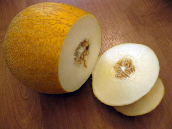Плод Туркменки в разрезе