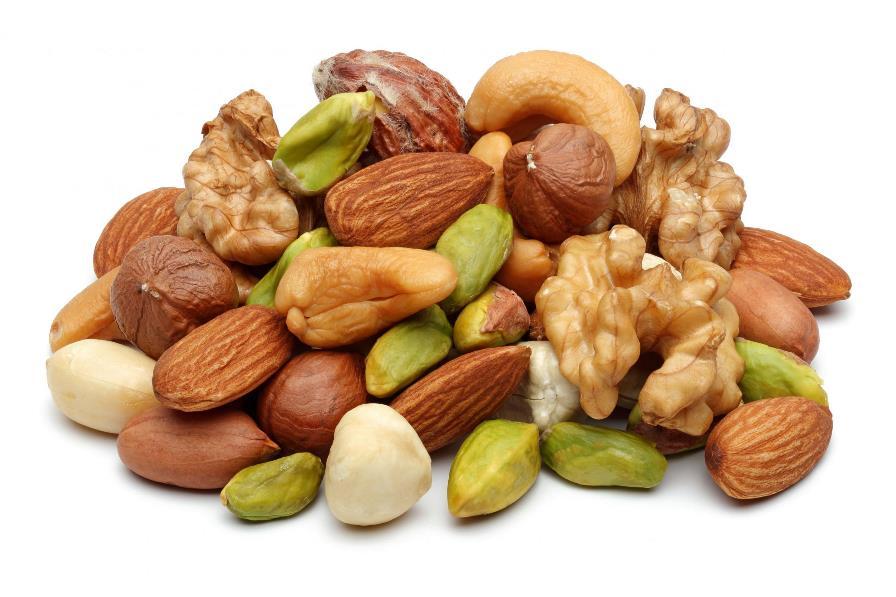 Вред и польза орехов