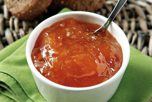 Ароматное персиковое варенье «Пятиминутка»