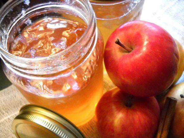 Варенье из яблок «Пятиминутка»