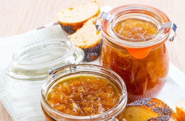 Луковое варенье с медом