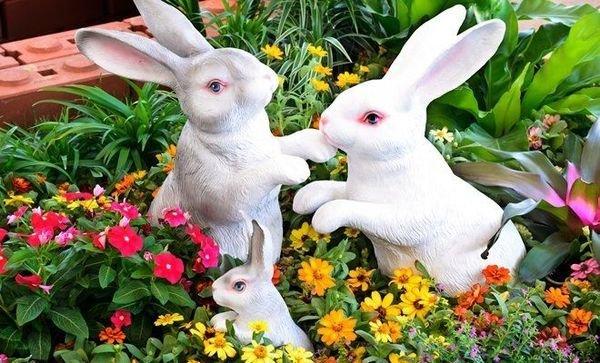 Для изготовления фигур животных требуются либо готовые формы для отливки, либо навыки скульптора